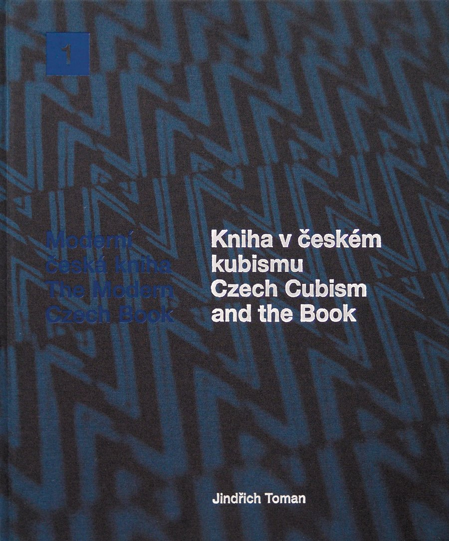Czech Cubism and the Book: The Modern Czech Book 1