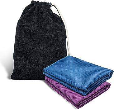 HIWEL Yoga Mat Towel, 72
