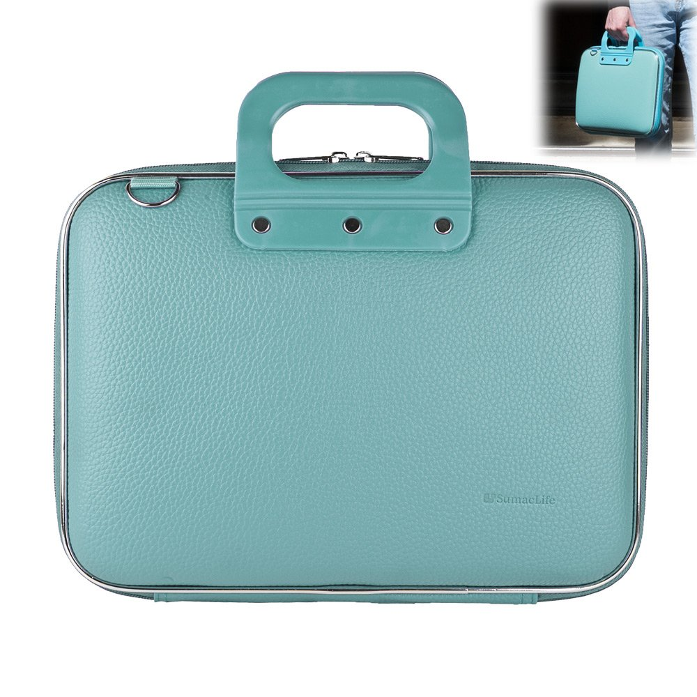 Laptop Shoulder Bag Messenger Briefcase 13.3-15 Inch for 2018 15' MacBook Pro with Touch Bar A1990 A1707 | Dell XPS 13 | Lenovo Yoga 920 | Microsoft Surface Pro | Surface Book 2