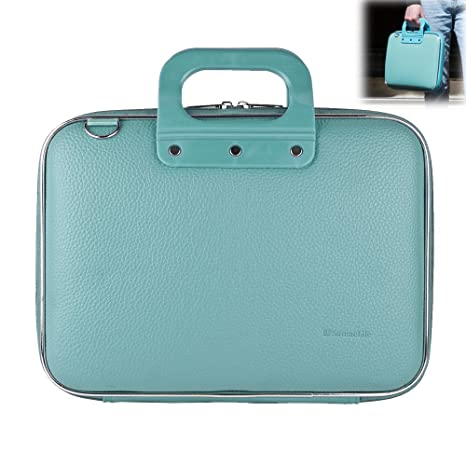 15.6-Inch Laptop and Tablet Bag Water Resistant Briefcase Business Office  Bag for Men Women 2e7534a16
