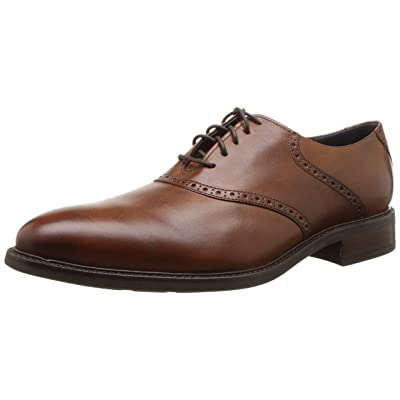 Amazon.com | Cole Haan Men's Buckland Saddle Ox Oxford | Oxfords