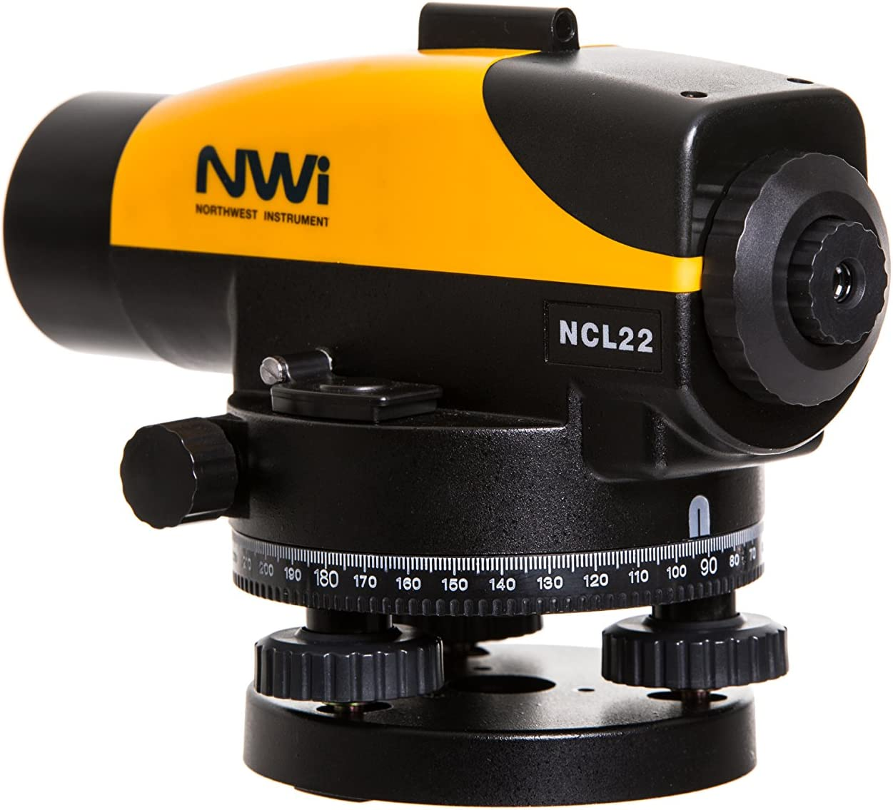 NWI NCLP22 22x Contractors Automatic Level Package