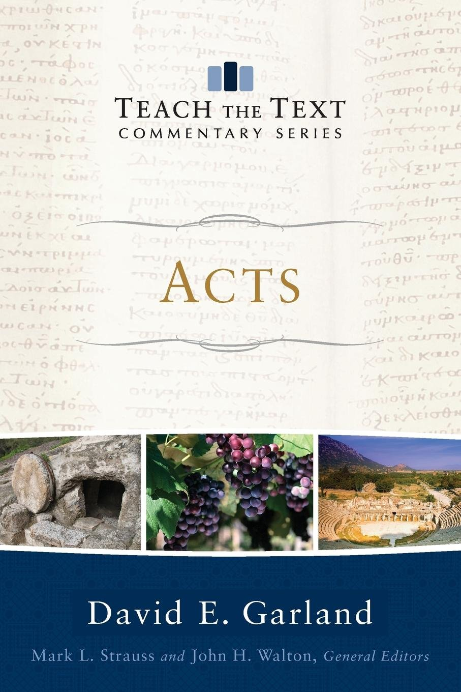 Download Acts (Teach the Text Commentary Series) pdf epub