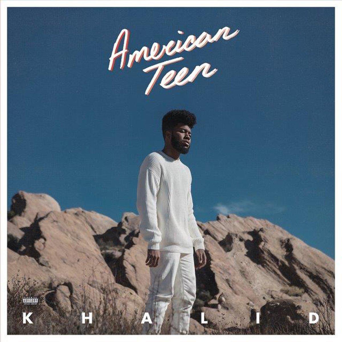 Vinilo : Khalid - American Teen [Explicit Content] (Gatefold LP Jacket, Download Insert, 2 Disc)