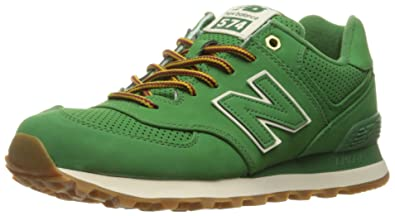 quality design 6bf60 2f64d New Balance Men s 574 Outdoor Boot Sneakers, Spruce, ...