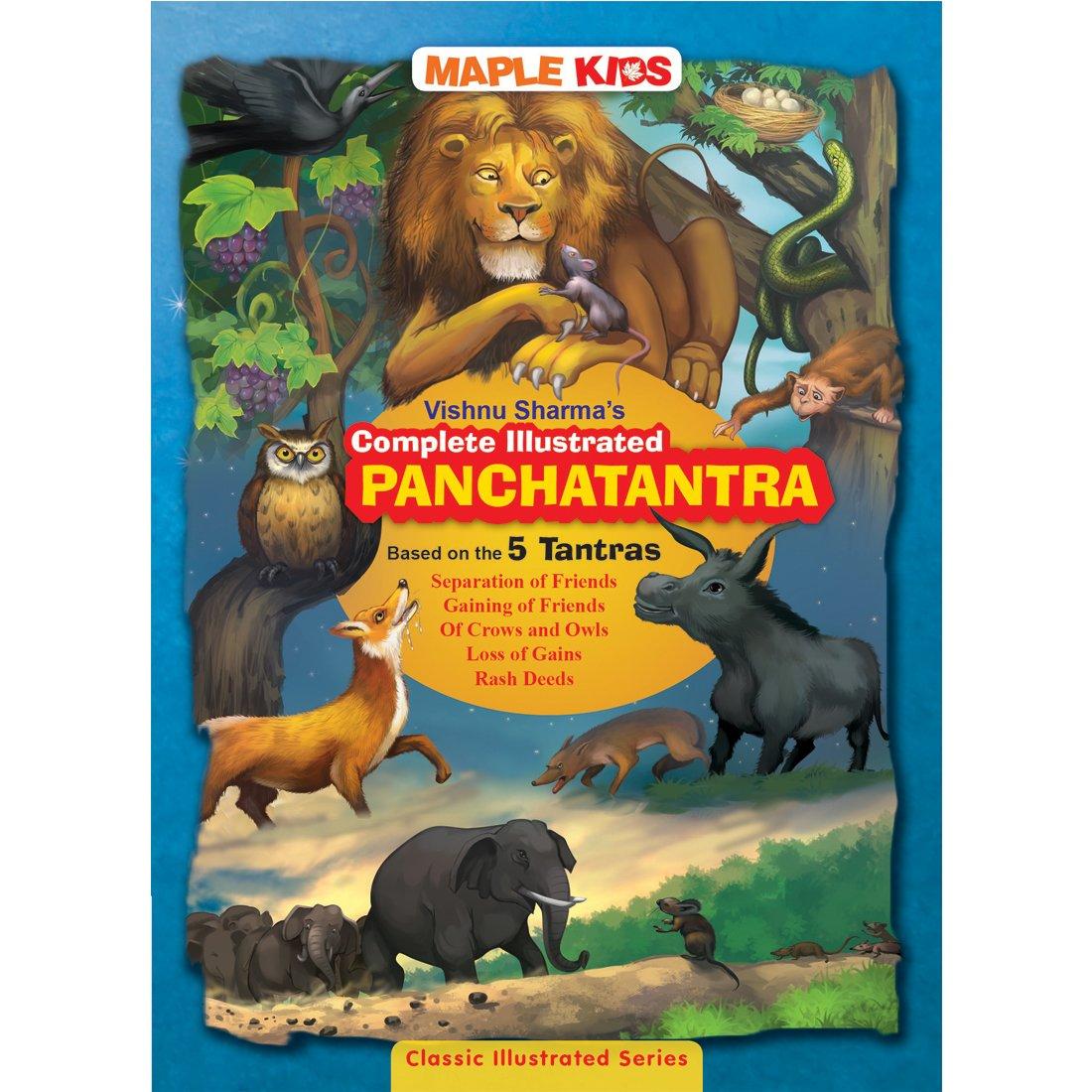 Download panchatantra free stories ebook