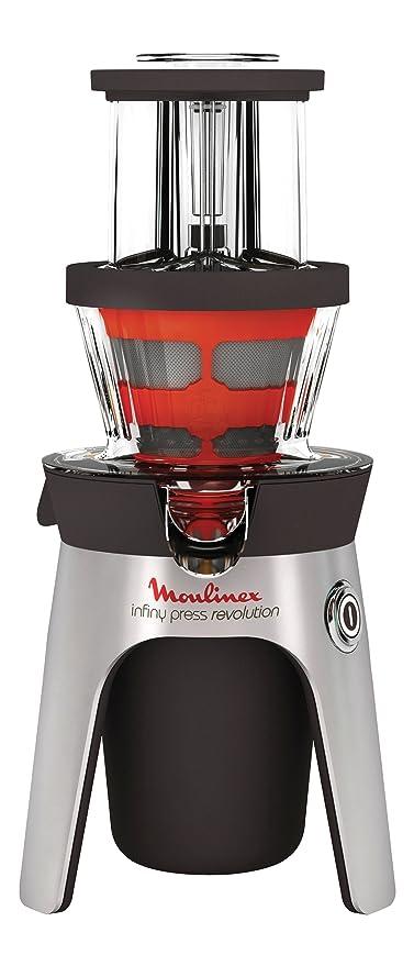 Moulinex Infiny Press - Licuadora, 300 W, jarra de 1L con separador de espuma