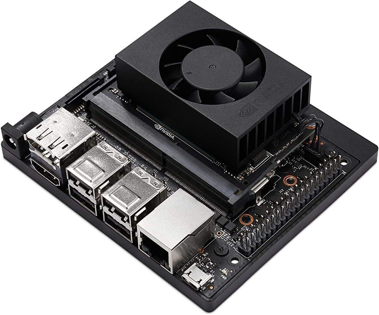 seeed studio NVIDIA Jetson Nano Developer Kit Single Board Computer for AI Development - B01 Version