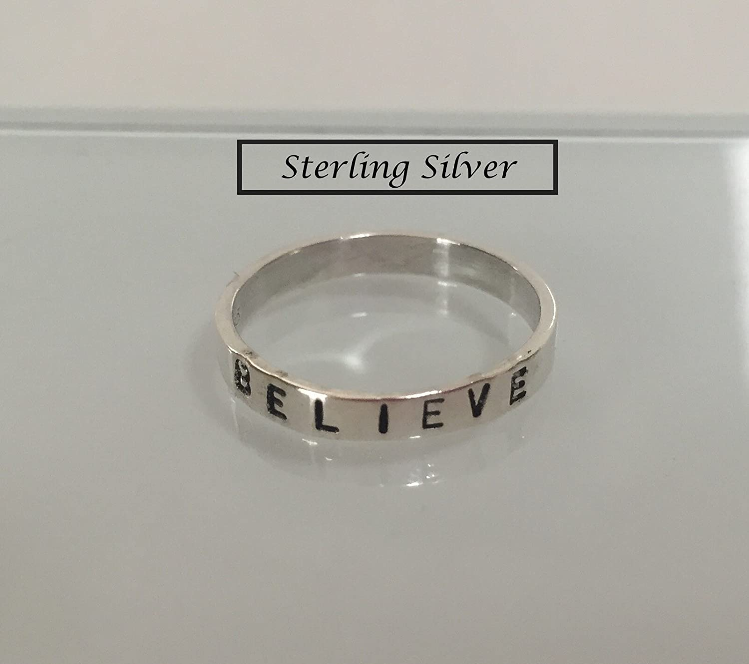 mothers dp rings baby ring stacking amazon name width stackable personalized com handmade