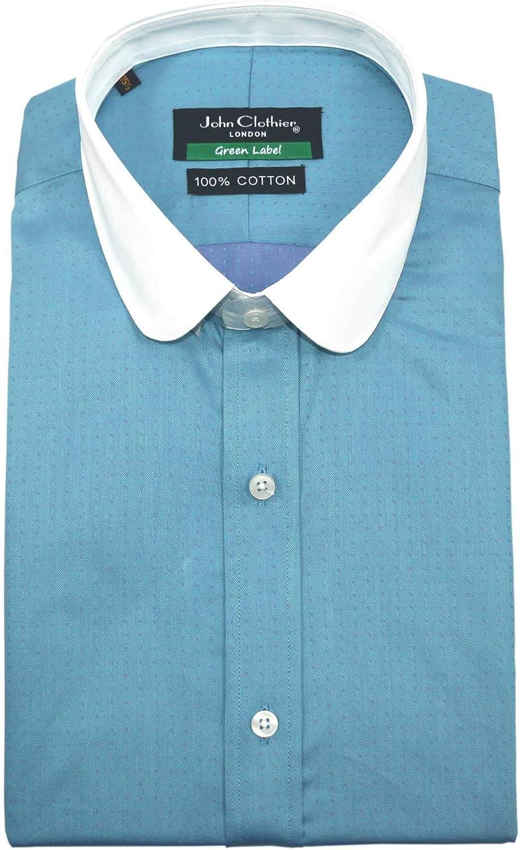 Peaky Blinders 800 – 19 camisa de cuello Penny para hombre ...