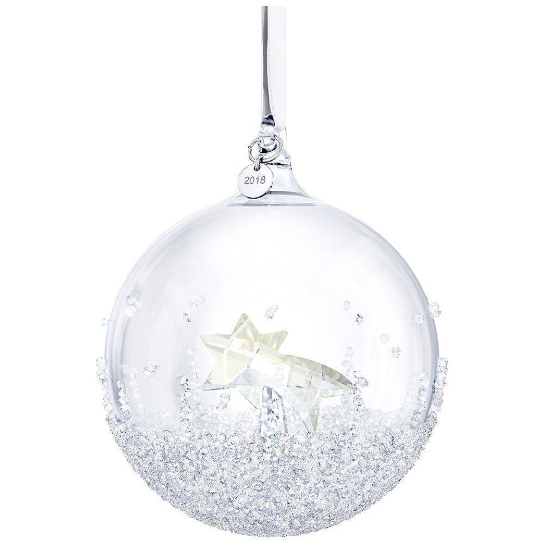Swarovski 2018 Christmas Ball Ornament Annual Edition 5377678