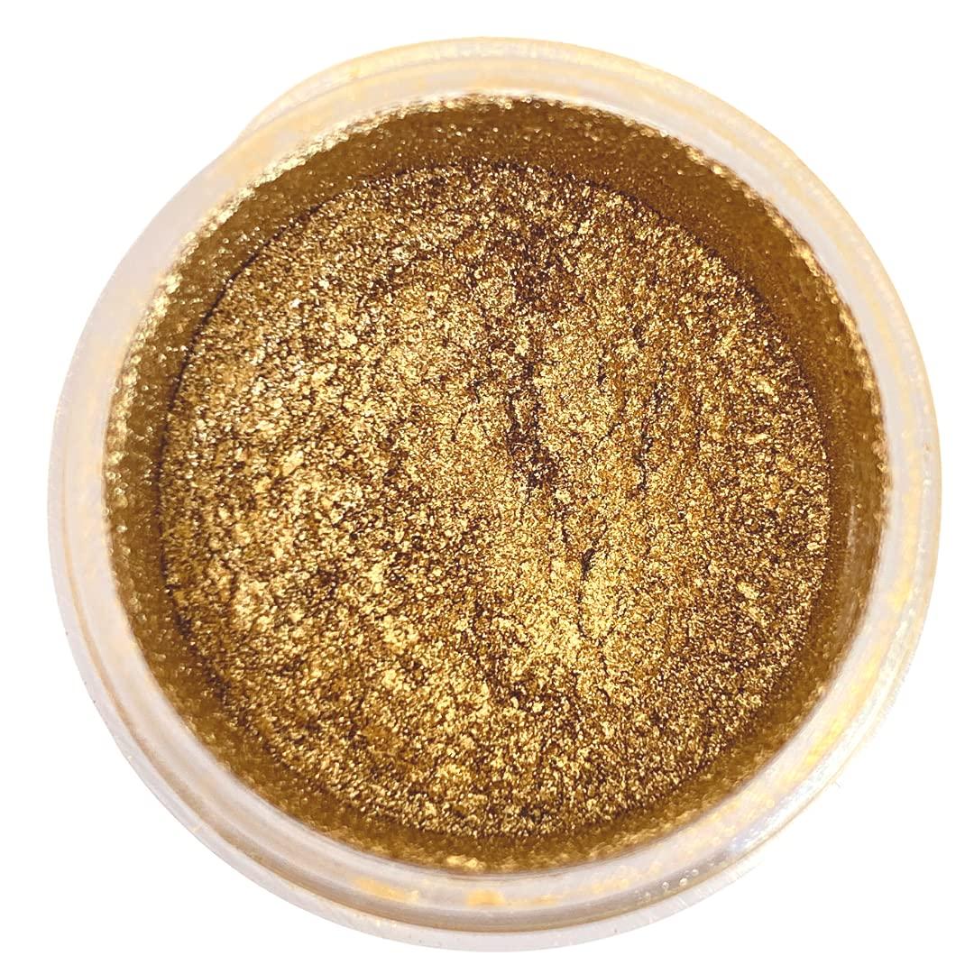 24 Karat Gold Luxury Cake Luster Dust, 5 grams, USA Made