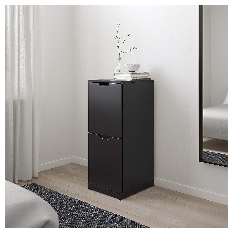 IKEA.. 592.765.39 Nordli - Cajonera con 2 cajones, Color ...