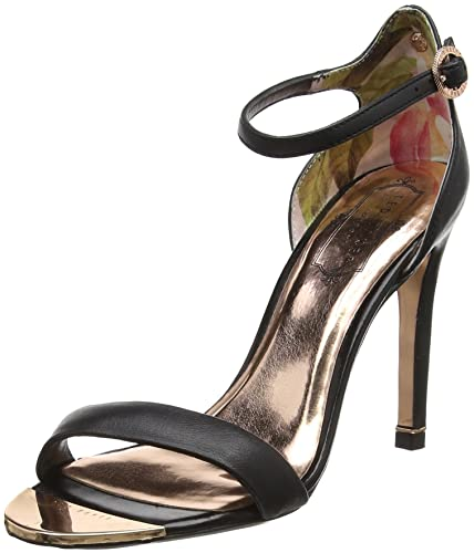 8d1abdc4234 Ted Baker Women s Sharlot Ankle Strap Sandals  Amazon.co.uk  Shoes ...