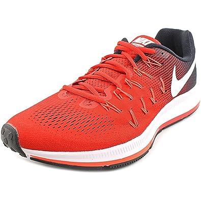 Nike Men s Air Zoom Pegasus 33 University Red/White/Black 46 D(M) EU/11 D(M) UK