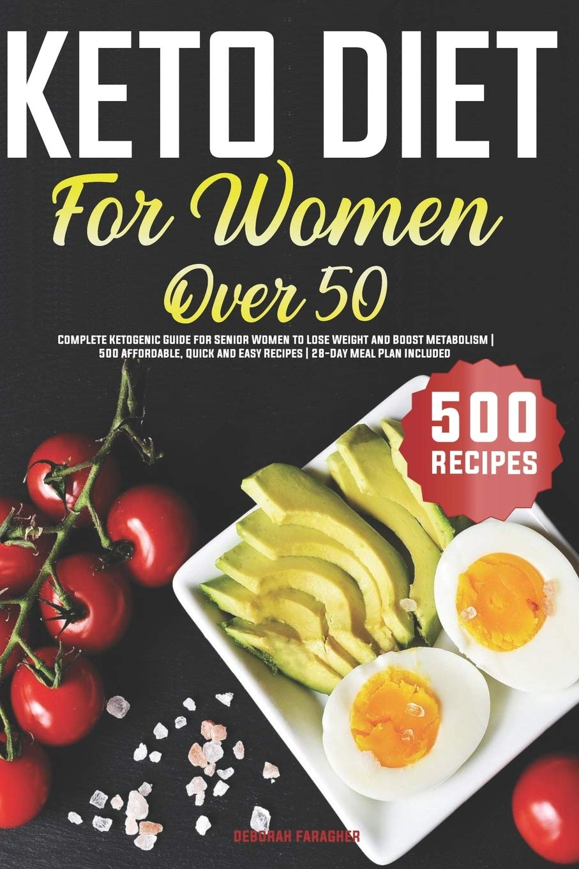 keto diet for women in 60s