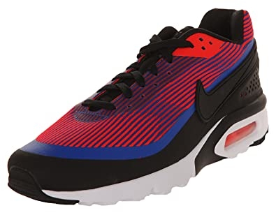official photos 16d1f 542f3 Nike Men s Air Max BW Ultra Kjcrd PRM Running Shoes, Blue Black Orange  (Game Royal Black-Brght Crimson), 6.5  Amazon.co.uk  Shoes   Bags