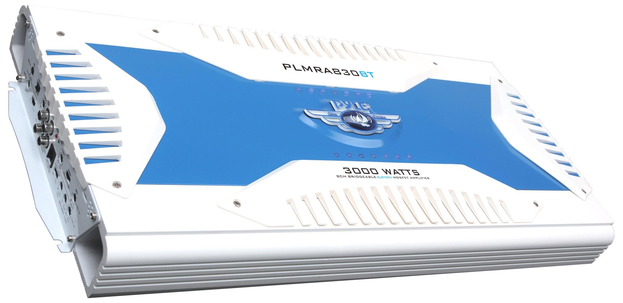 Pyle AZPLMRA830BT - Elite Series Waterproof Bluetooth Amplifier