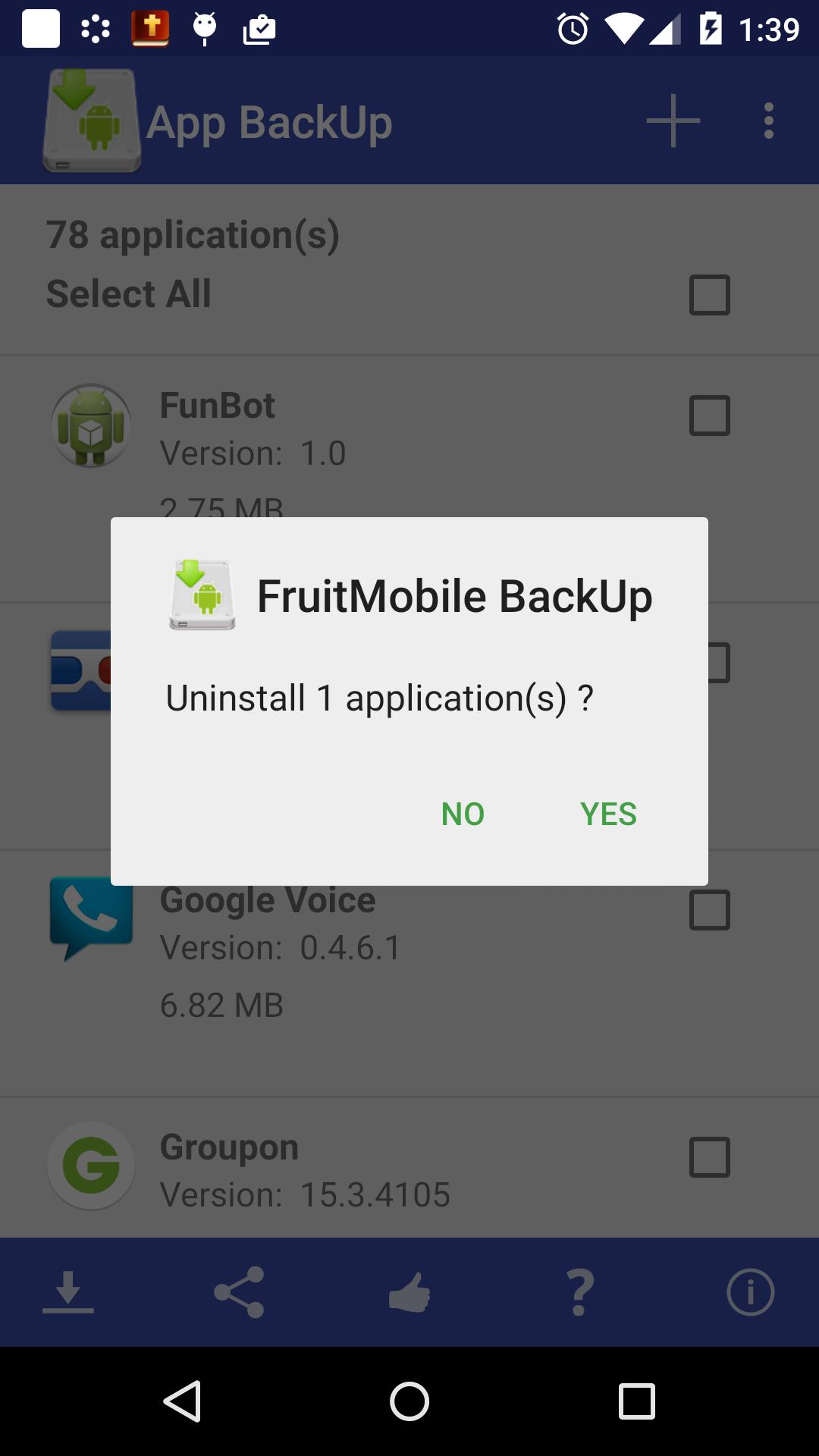 Amazon.com: App BackUp: Appstore para Android