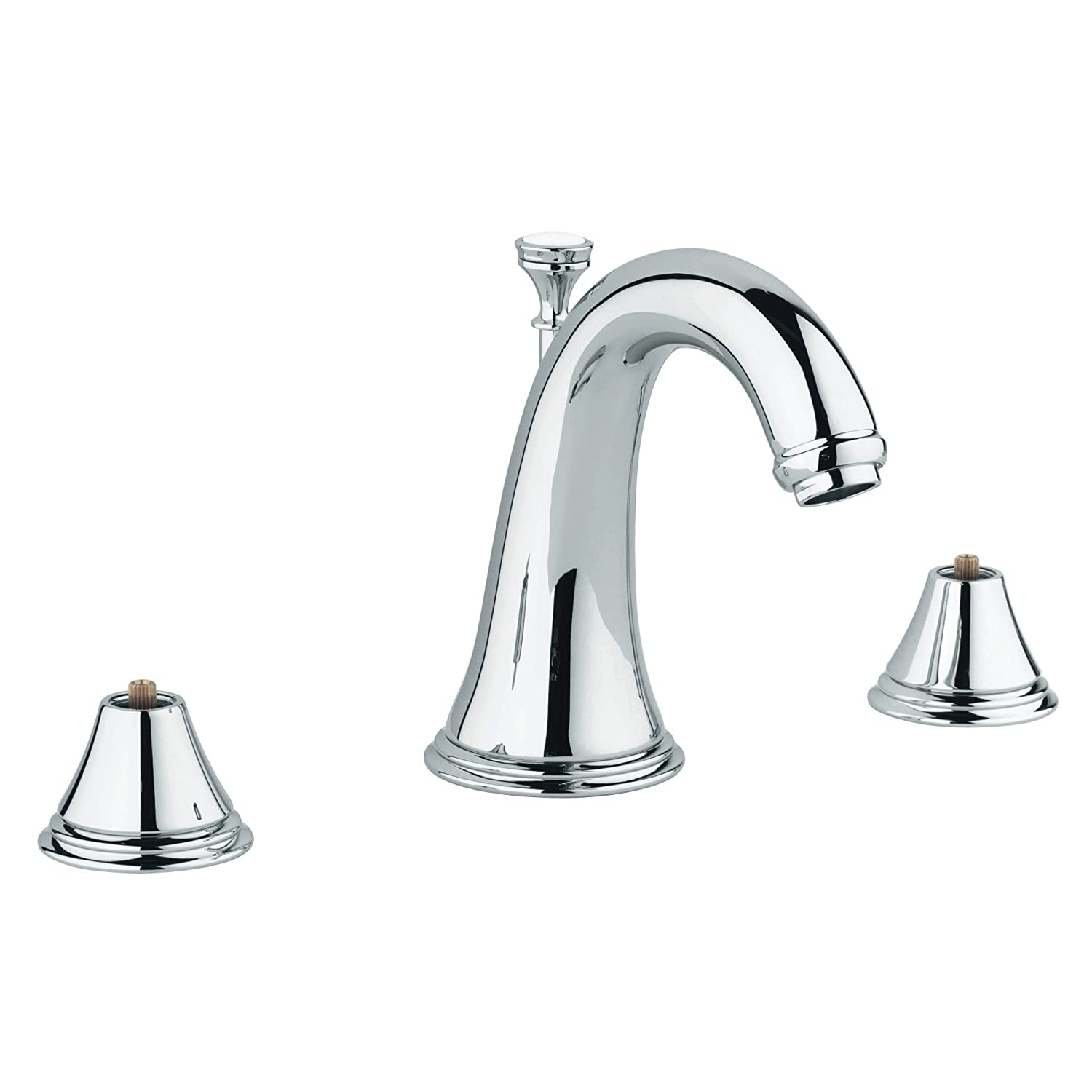 Grohe 20801000 Geneva 2-handle Bathroom Faucet - 1.5 GPM - Touch On ...