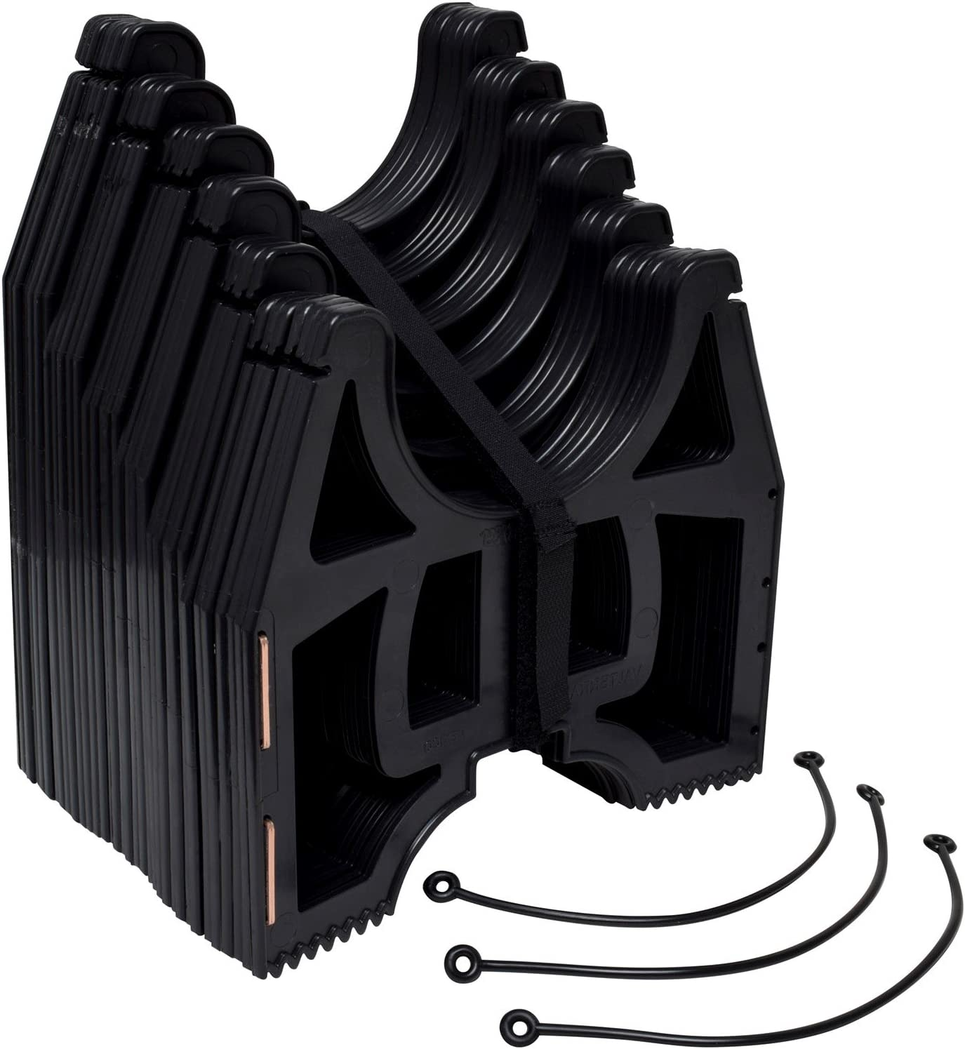 Valterra 25-Foot Slunky RV Hose Support, RV Sewer Hose Holder