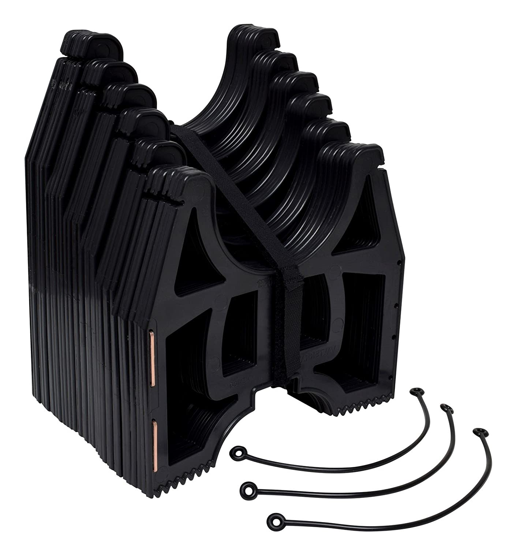 Valterra S1000 Black 10' Slunky Hose Support