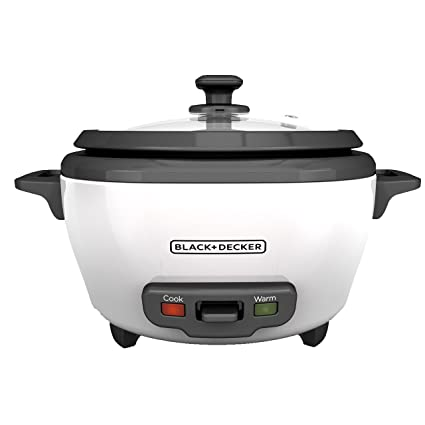 Amazon Blackdecker Rc506 6 Cup Cooked3 Cup Uncooked Rice