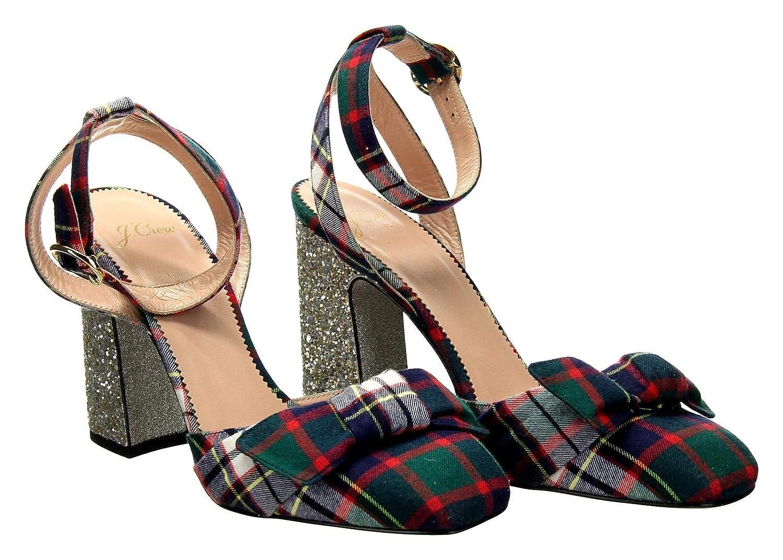 reasonably priced various design dirt cheap Amazon.com: J Crew Women's Vicky Pumps Plaid Tartan Glitter ...