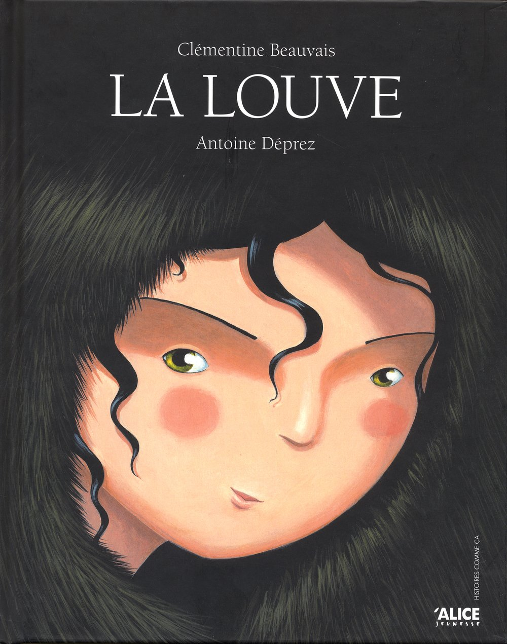 Louve(la) (English and French Edition) ebook