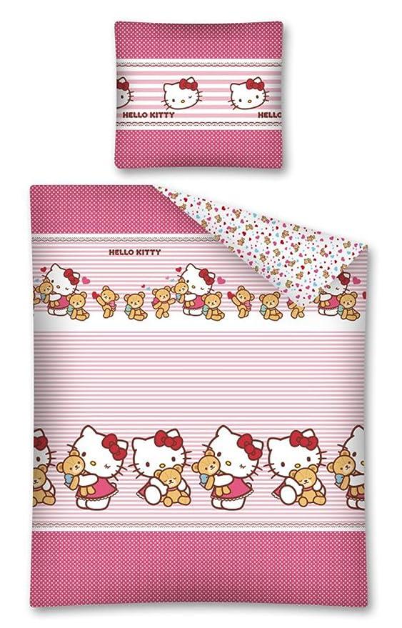 Hello Kitty juego de ropa de cama, ropa de cama de 140 x 200 ...
