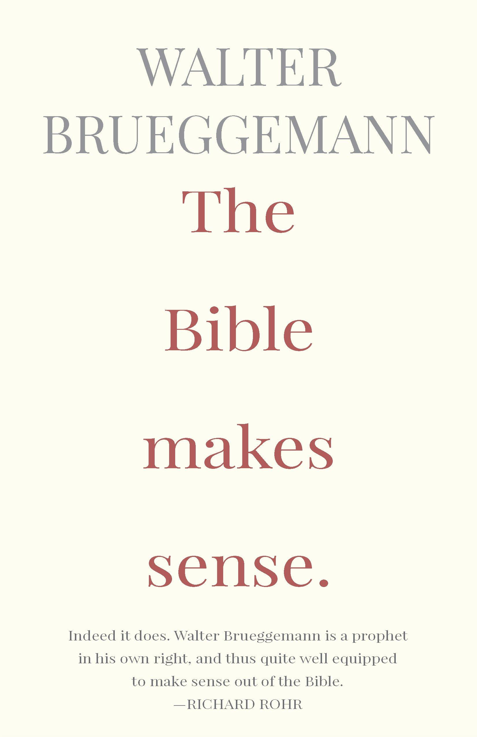 The Bible Makes Sense pdf