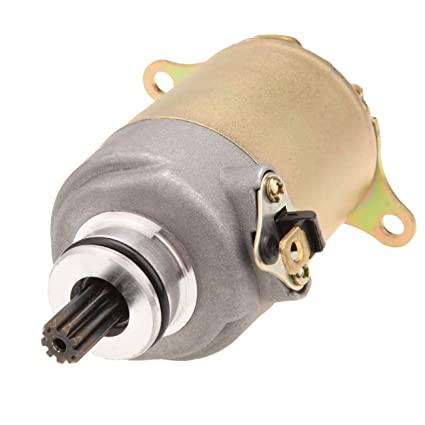 Replacement Starter Motor Vehicle Gy6 150cc 125cc Scooter Atv Moped Atv Parts & Accessories