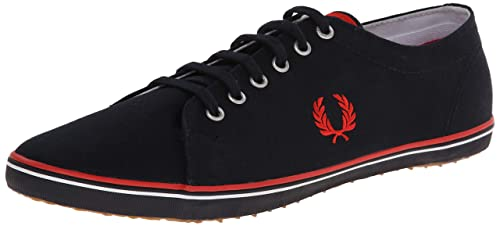 Fred Perry Kingston Twill, Zapatos de Cordones Oxford para Hombre: Amazon.es: Zapatos y complementos