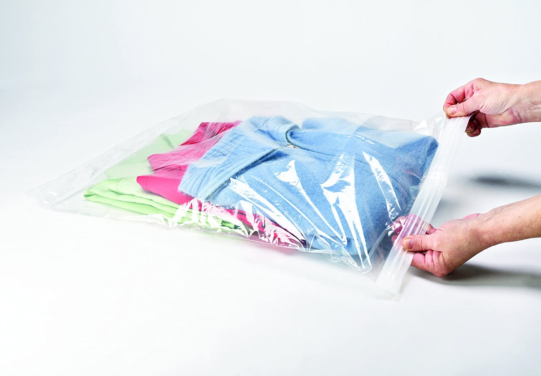 International Carry-On 3 Pack Clear Samsonite 51715-1212 Compression Bag