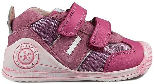 b4fbcd9ac13 BIOMECANICS Deportiva Muy Comoda Bio Running Fucsia - 18  Amazon.es  Zapatos  y complementos