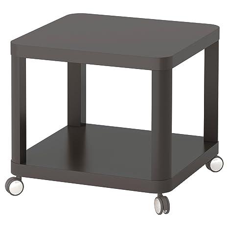 Zigzag Trading Ltd IKEA TINGBY - Mesa Auxiliar con Ruedas Gris