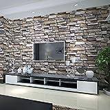 WOW Interiors Modern Stone Self Adhesive Wallpaper - 200 X 45 cm