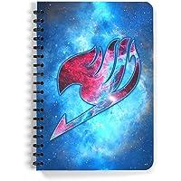 Comicsense.xyz Fairy Tail Anime Guild Spiral A5 Notebook