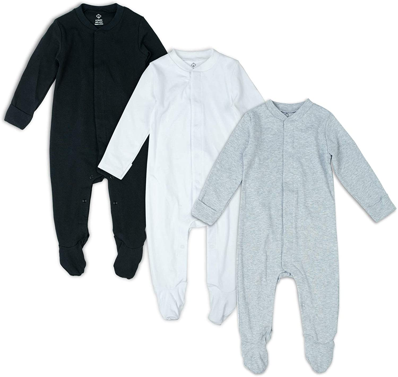 Turtle Infant Baby Boy Girl Soft /& Breathable Pajamas Sleeper