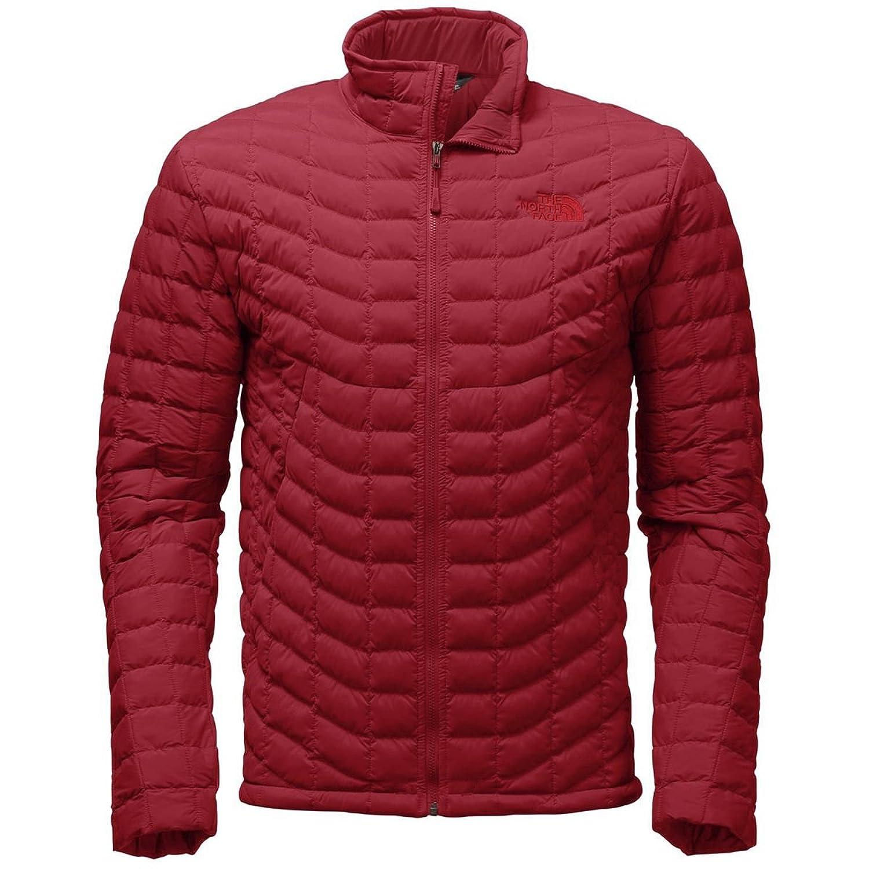 ノースフェイス アウター ジャケット&ブルゾン Stretch Thermoball Insulated Jacket Me Rage Red [並行輸入品] B079LV6914 M