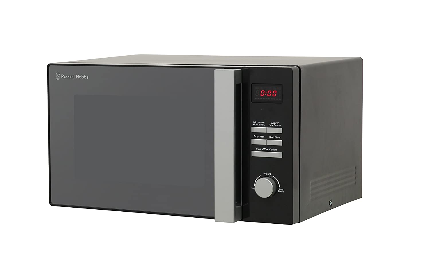 Russell Hobbs RHM2565BCG 25L Digital 900w Combination Microwave Black