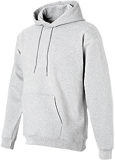 Hanes Men S Pullover Ecosmart Fleece Hooded Sweatshirt At Amazon