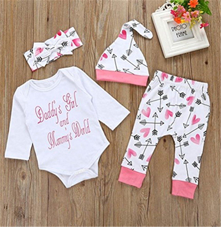 04251a438 Dorame Bohai 0-18M Baby Long Sleeve Clothes Set