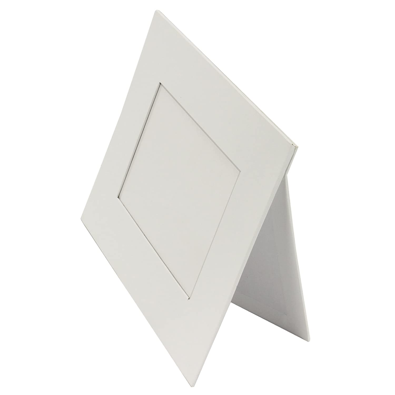 trendmarkt24 Bilderrahmen Karton 10 Stück ✓ Rahmengröße ca. 17x22 ...