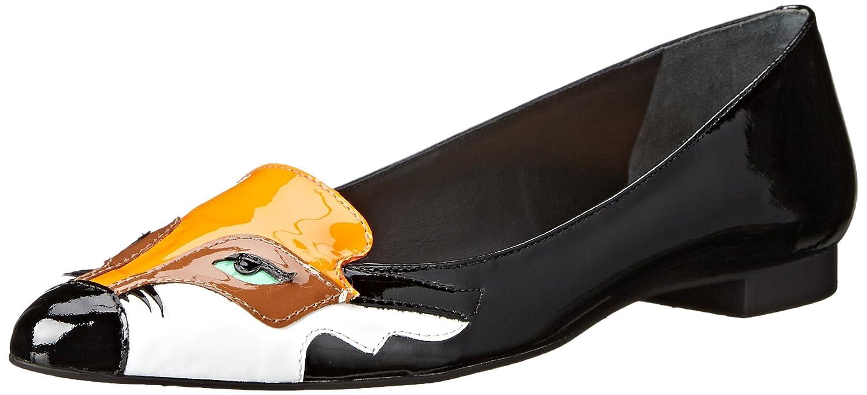 af7be8b34f7 Amazon.com  Kate Spade New York Women s Ericka Black Patent Flat 11 M  Shoes
