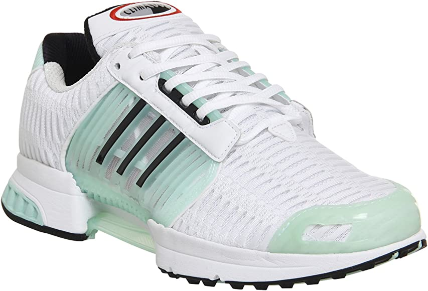 Pino Cuervo brillante  adidas Men Climacool 1 BA8576 Trainers - White/Ice Green, Size UK 5.5:  Amazon.co.uk: Shoes & Bags