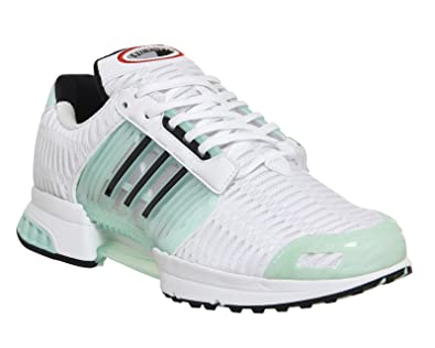 new styles eb02f 04d46 adidas Baskets pour Homme Climacool 1 Ba8576 Taille Unique WhiteIce Green