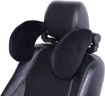 Auto Kopfstütze Kissen Soft Velvet Verstellbare Kopf Nacken Unterstützung Reise Schlafkissen Für Kinder Erwachsene Älteste Auto