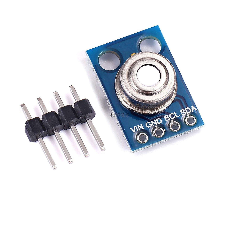 GY-906 MLX90614ESF Contactless Temperature Sensor Module Compatible ^P
