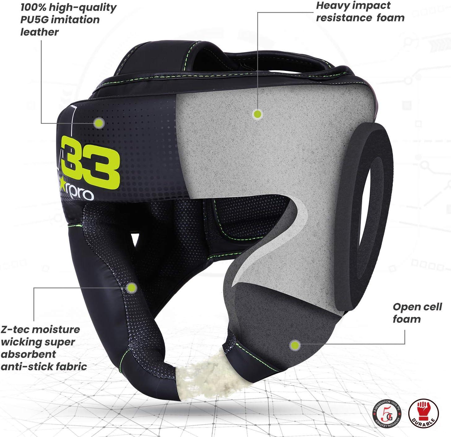 Proteccion para cabeza y cara Starpro M33